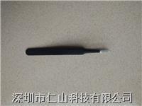 防静电镊子 贴片用防静电镊子、揭膜专业扁头镊子、尖头镊子