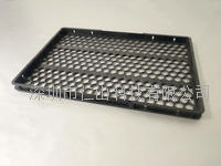 推出RST-99101黑色防靜電托盤IC防靜電周轉盤 RST-99101耐高溫周轉盤