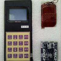 滁州市无线地磅遥控器价格