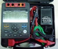 SG2000新智能雙顯絕緣電阻測試儀 SG2000
