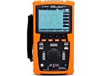 是德科技U1604B手持式示波器,40M帶寬2 通道  *大采樣率為 200 MSa/s U1604B