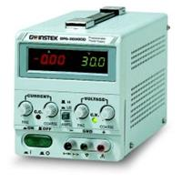 臺灣固緯GPS-3030DD直流線性電源,單通道輸出30V/3A