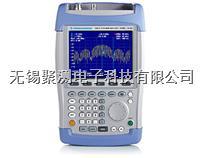 FSH3 手持式頻譜分析儀,頻率范圍:100 kHz 到 3 GHz ? 噪聲電平<-150 dBm/Hz(前置放大器打開) FSH3