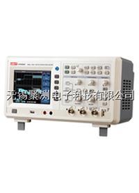 優利德UTD4082C數字示波器,帶寬:80MHz,2通道,2GS/s的實時采樣率,16通道邏輯分析儀,3位半數字萬用表; UTD4082C