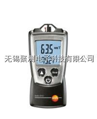 testo 610 - 迷你型溫濕度儀,計算露點及濕球溫度 背光顯示功能 長期穩定電容式濕度傳感器 testo 610