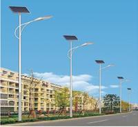 鋰電池太陽能路燈