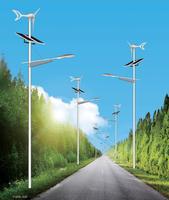 風光互補太陽能路燈制造