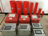 1053KVA/400KV變頻串聯諧振試驗裝置