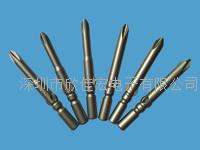 XJH電批頭十字6mm 6mm