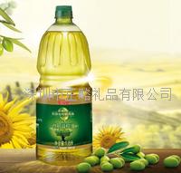 金龙鱼橄榄油食用调和油