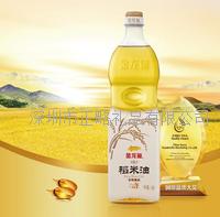 金龙鱼谷维多稻米油