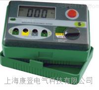 DY30-5數字式絕緣電阻測試儀 DY30-5