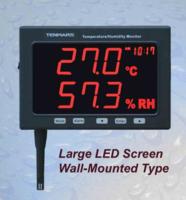 TM-185 TM-185D LED 精密型温湿度监测记录计 TM-185 TM-185D