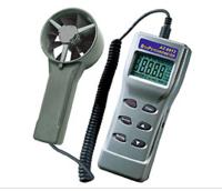 AZ8911温度,湿度,结露,湿球,风速,风量测量仪 AZ8911
