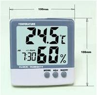 大屏幕数字显示温湿度计