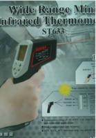 ST-633迷你红外线测温仪,ST633 ST-633