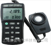 记录型照度计 TES-1339R