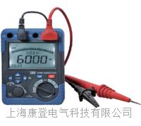 高压新普京兆欧表 DT-6605