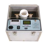 绝缘油介电强度测试仪 GWJJC-80kV