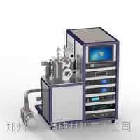 500W RF 500W DC三靶磁控濺射鍍膜儀