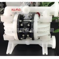 气动泵A100-FPP-SSPE-S70 ALL-FL0塑料1寸山道橡胶隔膜气动隔膜泵