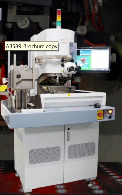 ASM邦定機焊線機AB589