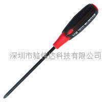 日本VESSEL威威 超軟膠手柄螺絲刀 No.700(+2×150)