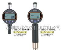 日本TECLOCK得樂硬度計GSD-719K-R