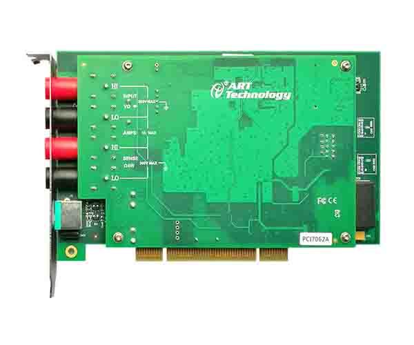 PCI7062A數據采集卡 多功能萬用表卡
