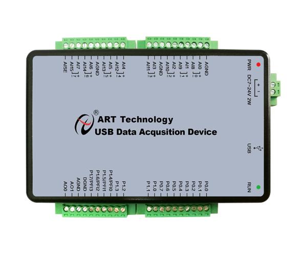 阿爾泰科技USB3101A數據采集卡  工業機箱