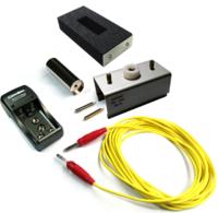 VMS人体静电测试配件用于测试人体行走所产生的静电位