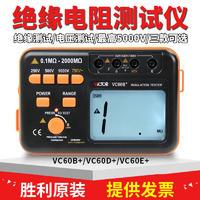 防雷绝缘电阻测试仪,防雷检测设备 VC60B+