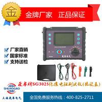 SG3025绝缘电阻测试仪(兆欧表) SG3025