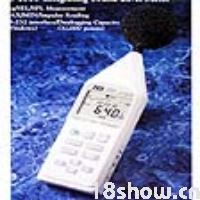 群特音量計|噪音計TES1353