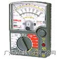 指針萬用表|日本SANWA三和萬用表SP21
