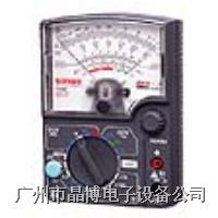 指針萬用表|日本SANWA三和萬用表TA55