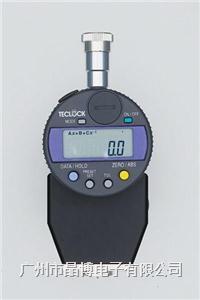 數顯硬度計|日本TECLOCK橡膠硬度計
