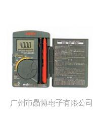 日本SANWA三和DG8絕緣電阻測試儀