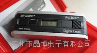 美國SPI數顯角度儀PRO3600電子水平儀傾角儀