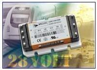 VICOR電源在鐵路設備上的使用