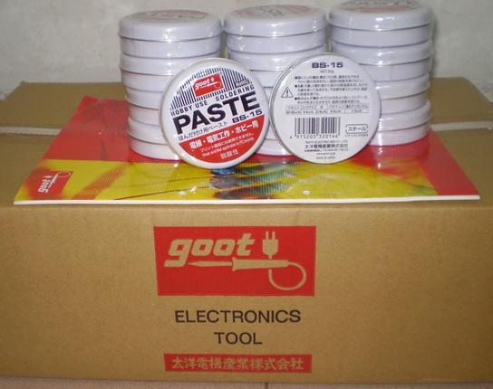 GOOT助焊膏