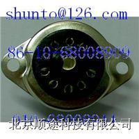 日本QQQ电子9 Pin Plug socket晶体管座9针插座 QQQ