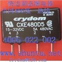 小型固态继电器型号CXE240D5美国快达固态继电器VDE认证固态继电器SSR固态开关 CXE240D5