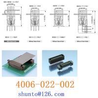 1.27mm进口浮动板对板连接器8925R-040-179F单手插拔接插件 8925R-040-179F-