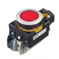 和泉Idec自复位带灯按钮开关CW4L CW4L-M1E10QM4R