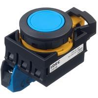 Idec按钮开关面板前圈超薄型?CW1B-M1E10-S  CW1B-M1E10S