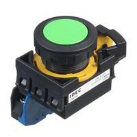 爱德克Idec自锁按钮开关CW1B端子触点YW-E10R  CW1B-A1E10G