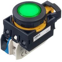 爱德克Idec自动复位按钮开关端子YW-E10  CW1L-M1E10Q4G