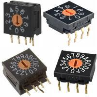 NKK进口8421编码器FR01-KR16旋转编码开关FR01KR16P FR01KR16P-S