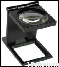 10倍三折式放大镜(金属框) WYSZJ-10X